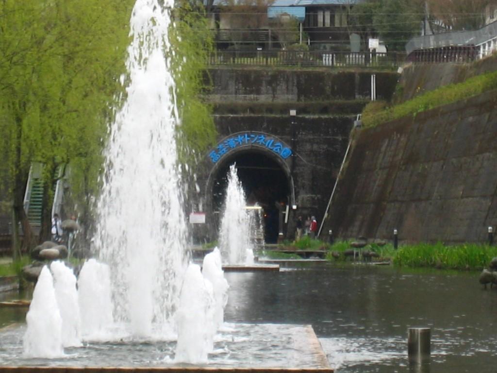 湧水噴水3